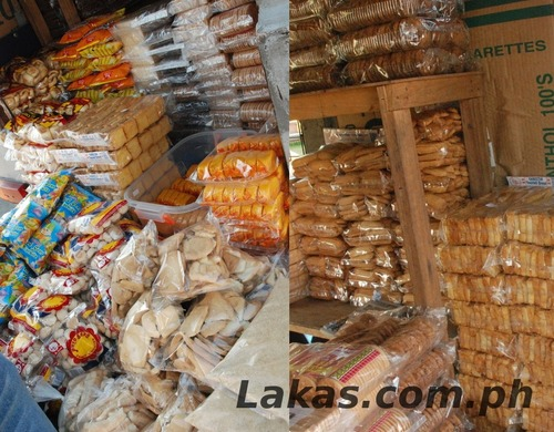 Biscuits, Polvoron, Cookies, Mamon, Galletas and Many More