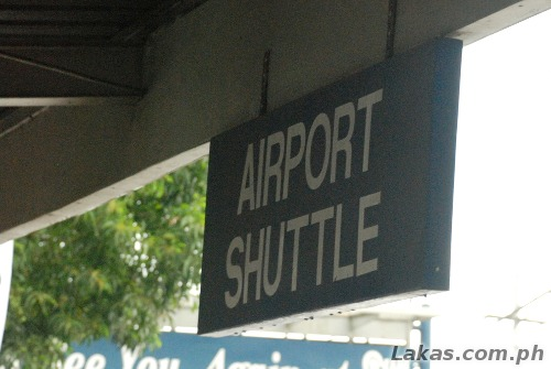 Airport Shuttle near SM City Iloilo Travellers' Lounge