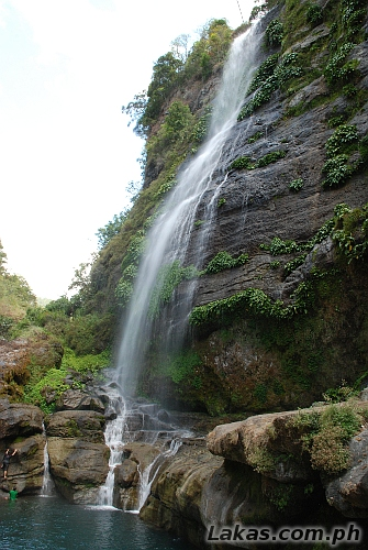 Bomod-Ok Falls at Sagada, Mountain Province