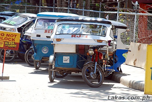 Tourism Accredited Tricycles