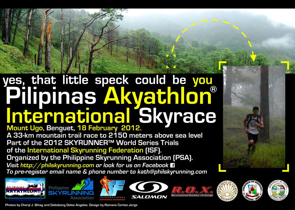 Pilipinas Akyathlon International Skyrace