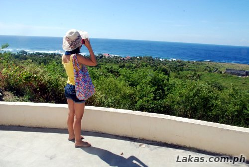 View from Bolinao Lighthouse