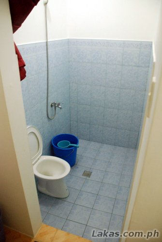 Comfort and Shower Room in my room