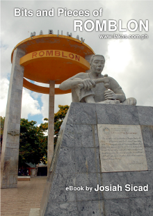 Bits and Pieces of Romblon