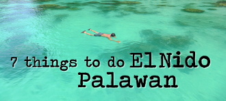 7 Things to do in El Nido, Palawan