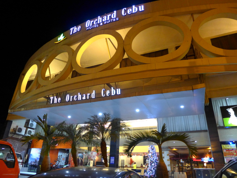 The Orchard Cebu Hotel and Suites in Mandaue City, Cebu
