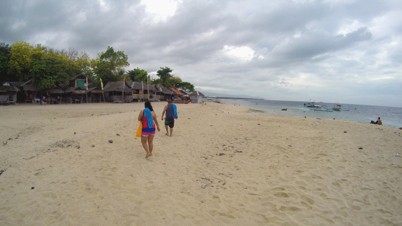 White Beach of Moalboal, Cebu