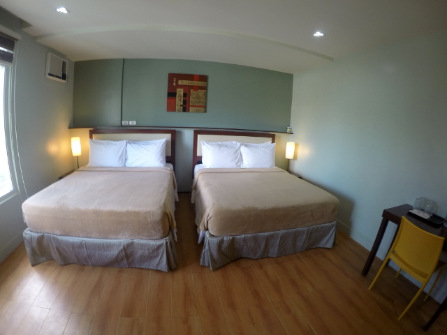 Two couples room (4 persons)