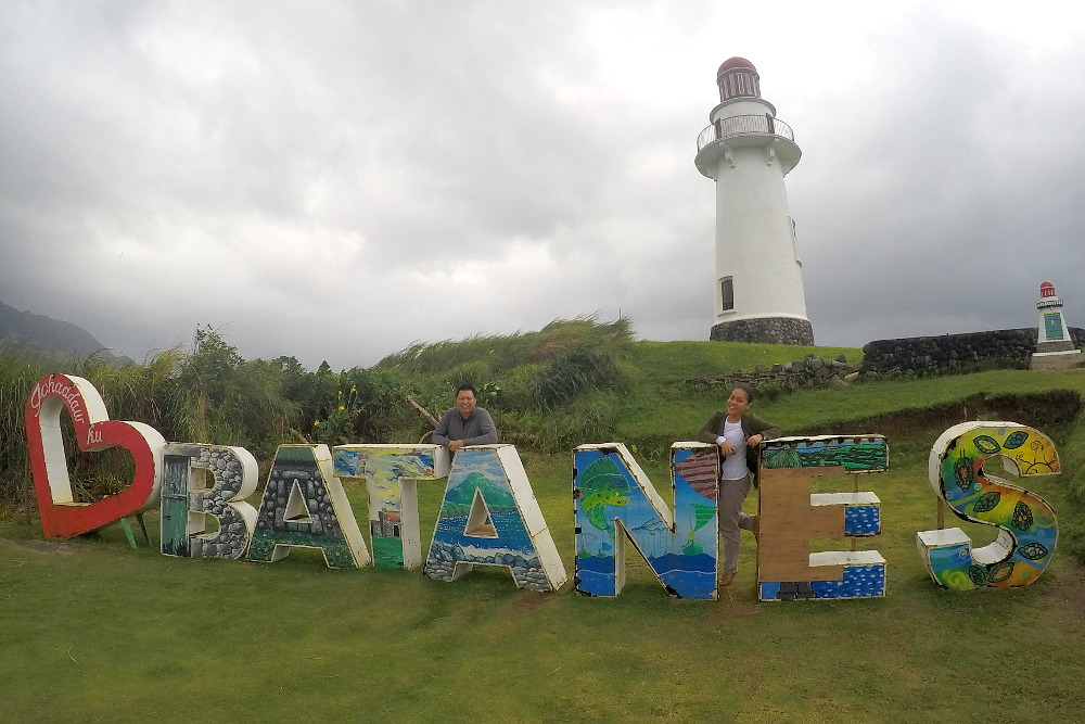 Naidi Lighthouse in Basco, Batanes